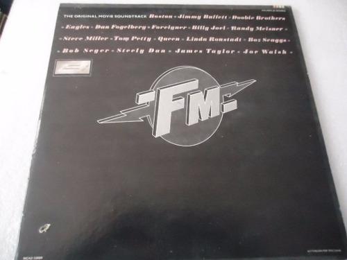 f m / the original movie soundtrack vinyl lp acetato