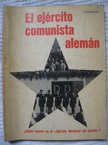 f. p. martin - el ejército comunista alemán
