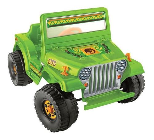 f-p power wheels jeep wrangler 6v