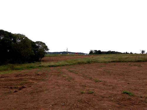 f. terrenos 1000 m² ruas limpas e já cascalhadas por 25mil
