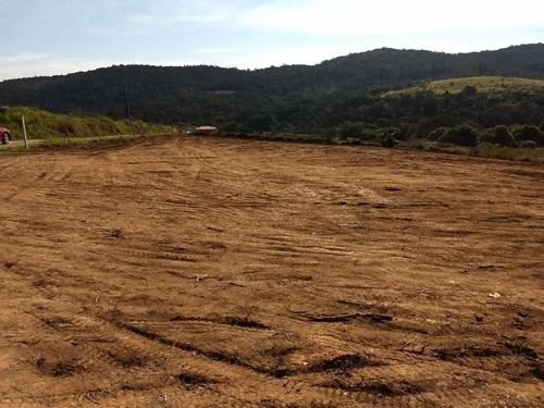 f. terrenos 500 m² ruas limpas e já cascalhadas por 45mil
