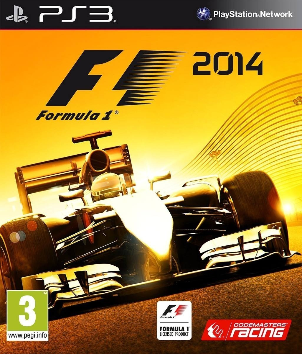 F1 2014 SEMINUEVO