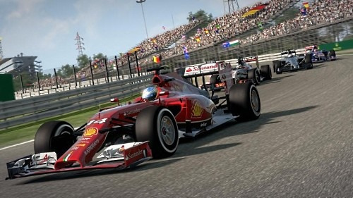 f1 2014 ps3 digital formula 1 2014 ps3  entrega ya