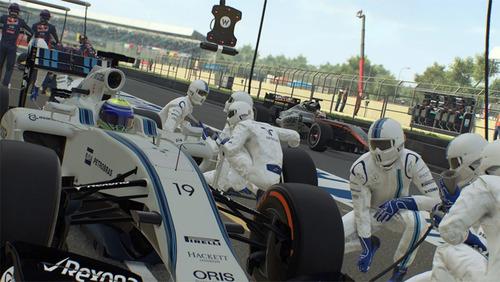 f1 2015 - formula 1 2015 - xbox one - s. g.