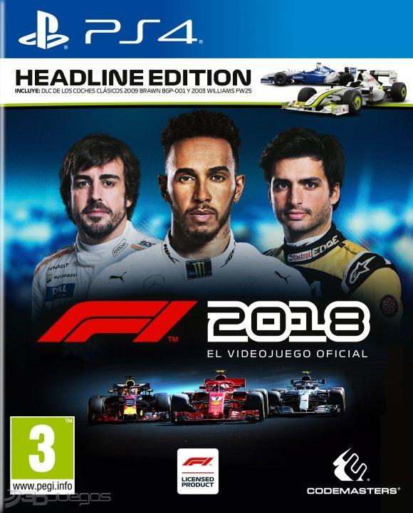 F1 2018 Juegos Gratis Digital Ps4 U S 39 99 En Mercado Libre