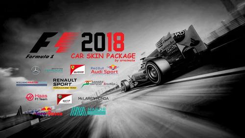 f1 2018 ps4 formula 1 mídia física pronta entrega
