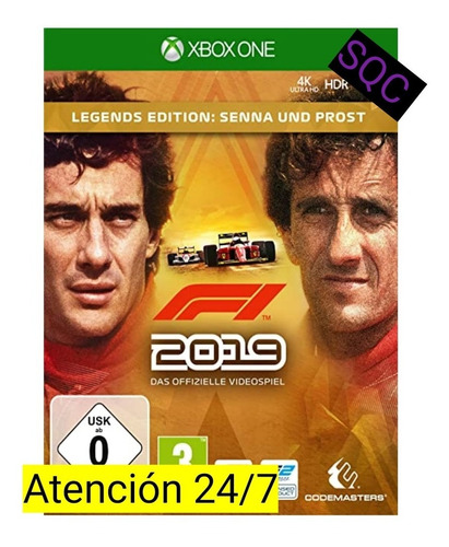 f1 2019 legends edition xbox one offline