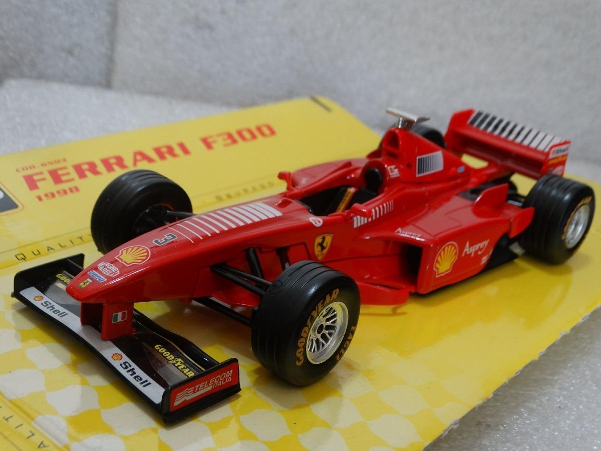 F1  ferrari F300  1998 Schumacher  1//24 Burago
