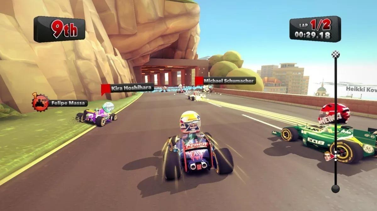 F1 Race Stars Ps3 Original - Play Colombia - $ 10.900 en Mercado Libre