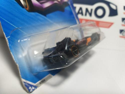 f1 racer hw racing 01/10 hot wheels 2010 escala 1/64