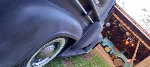 f100 54 1955 vampirinha motor diesel funcionando