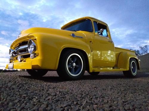f100 v8 1961 carangas garage