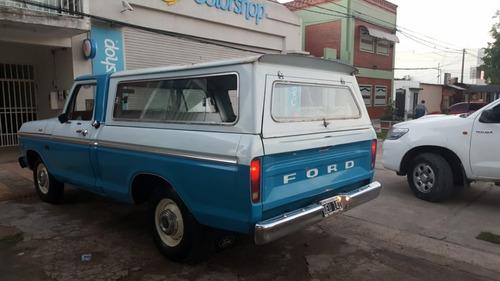 f100 v8