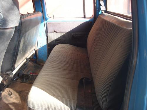 f100,f75,c20,d20 diesel 88 cabine dupla turbo+ar com reparos