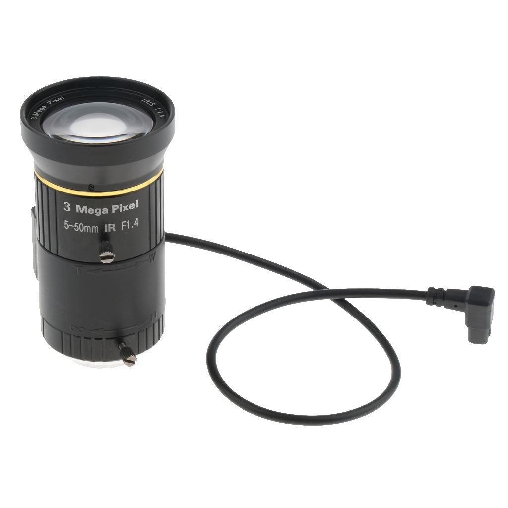 23ea125bd8 ... 5-50mm ccd iris zoom foco microscopio industrial lente. Cargando zoom.