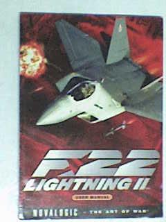 f22 lightning ll   pilot manual