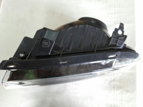 f250 farol esquerdo fume