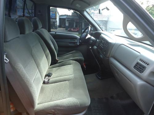 f250 xlt 3.9 diesel 4x4 cs (cabine simples)