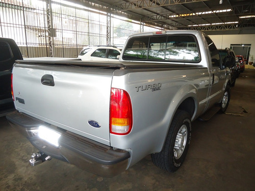 f250 xlt 4x2 cs (cabine simples)