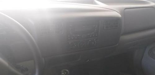 f350 baú