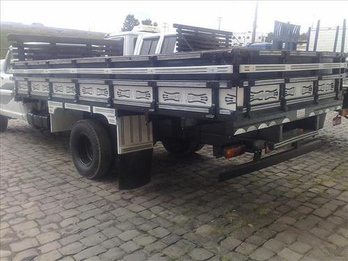 f4000 ano 77 carroceria de madeira