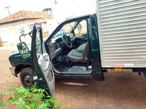 f4000 ford - baú refrigerado e seco - 50.000,00