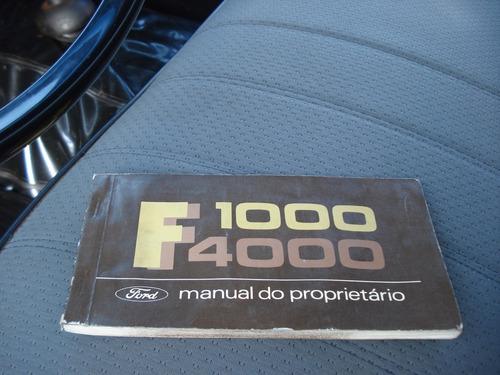 f4000 raridade,mb608,mb1113,d40,agrale,puma,vw,cargo,iveco