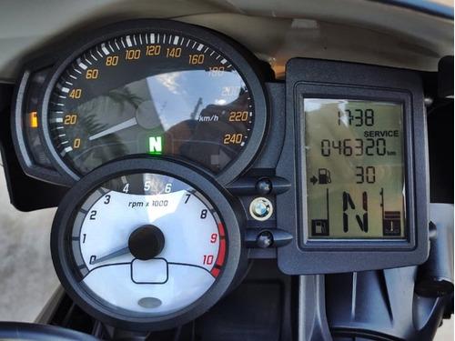 f800-r, ano 2010, freios abs, impecável, aceito trocas.