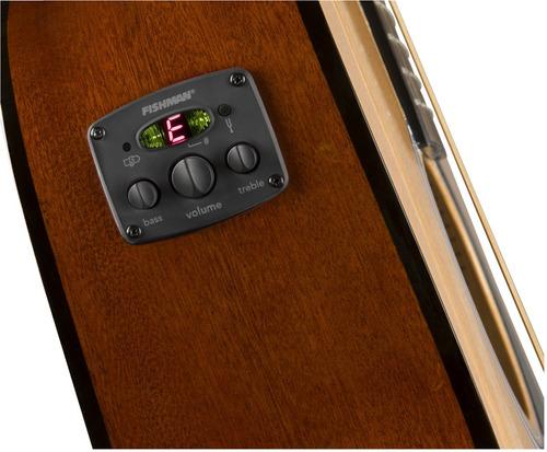fa-125ce dreadnought fender guitarra electroacústica