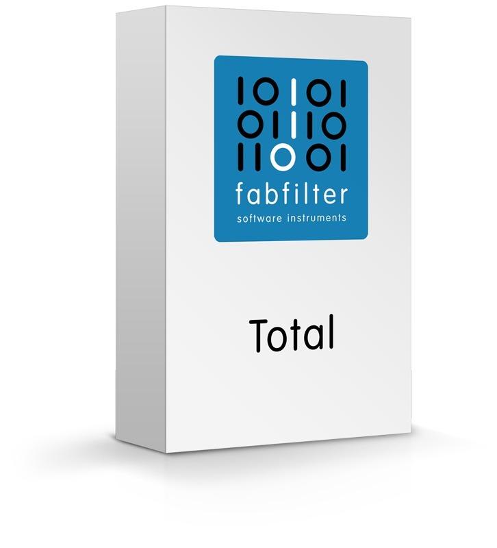 Fabfilter Total Bundle 2019 Con Q3 Mac O Windows Vst Au