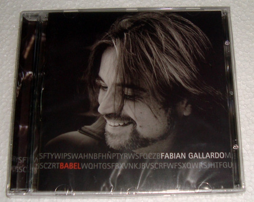 fabian gallardo babel cd sellado