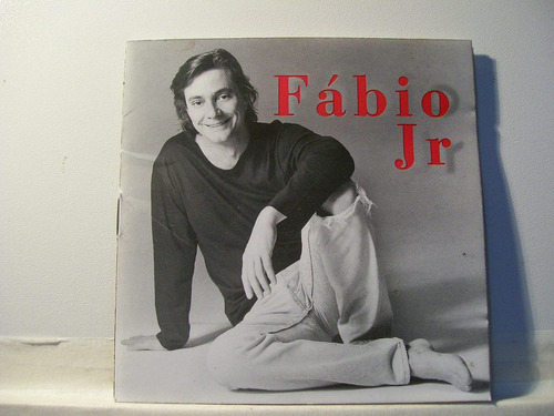 fábio jr. 1996, cd original raro