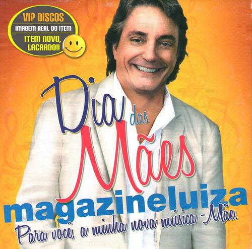 fabio jr cd promocional dia das mães magazine luiza - raro