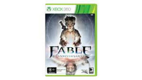 fable anniversary  sellado xbox 360