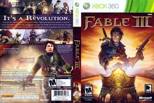 fable fable xbox 360