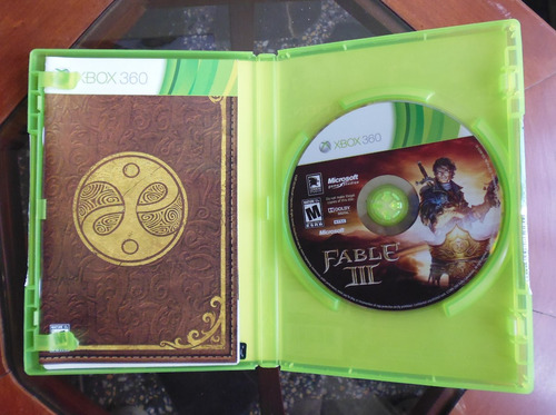 fable xbox 360