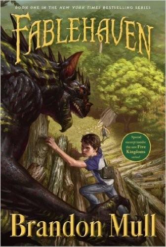 fablehaven - book 1 brandon mull - rincon 9