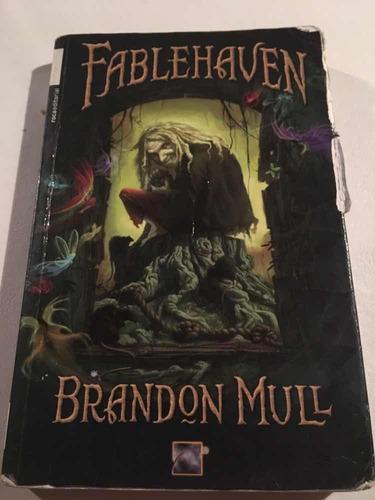 fablehaven brandon mull