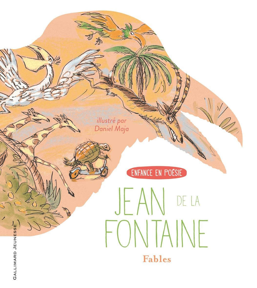 Fables Enfance En Poesie De La Fontaine Jean Gallimard