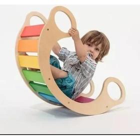 Fabrica!  Nueva Hamaca Balancin Montessori Lista Para Pintar