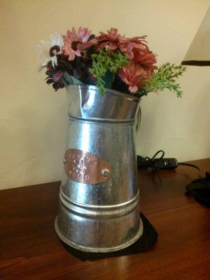 articulos de decoracion de cobre fabrica adornos artesanal hojalata chapa cobre decoracion 690 00 en mercado libre