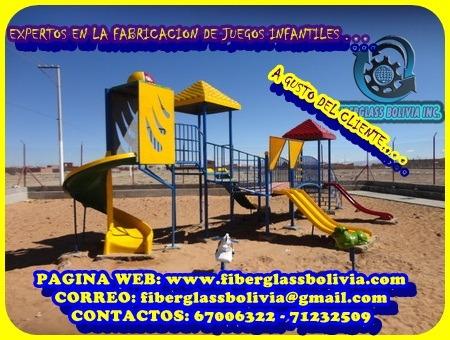 fabrica boliviana de productos en fibra de vidrios