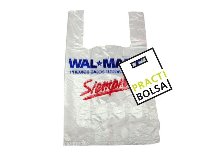 11c131059 Fabrica Bolsas Camiseta 30 X 40 Logo Impresas Polietileno - $ 1,90 ...