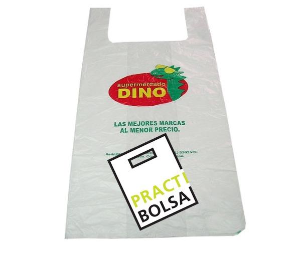 be88ce3ce Fabrica Bolsas Camiseta Plastica Impresas Logo 15x15 Gratis - $ 1,90 ...
