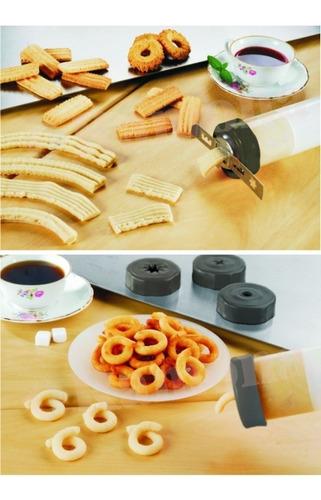 fabrica churros y reposteria máquina multiusos de cocina