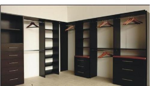 Fabrica closets y variedad de mubles para ud closets r for Fabrica de closet