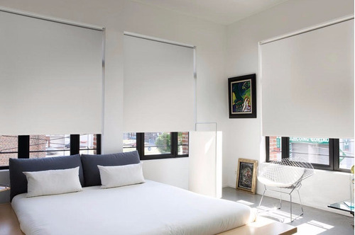 fabrica !! cortinas roller black out 100% entrega inmediata!