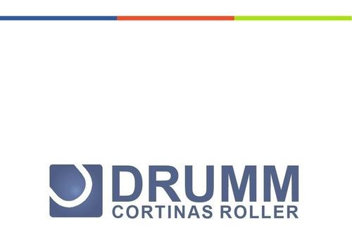 fabrica cortinas roller black out premium drumm cordoba