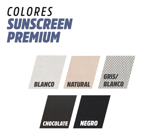 fabrica cortinas roller black out sun screen blackout drumm