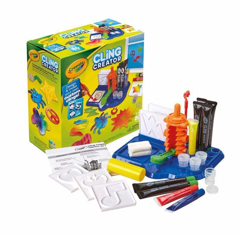Fábrica Crea Figuras Con Distintos Moldes Y Colores Crayola - Bs ...